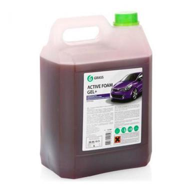 Средства для мойки автомобиля «Active Foam GEL +» 5 л