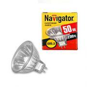Лампа NAVIGATOR 94206 JCDR 230V 50W GU5.3
