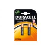 Батарейка DURACEL ALKALINE R-03 (мизинчик)